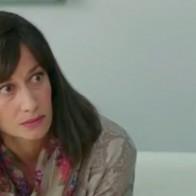 """Escena de Natalia Hernández en """"Embarazados"""""""